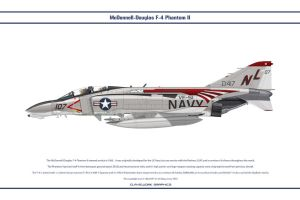 F-4B USA VF-51 1 by WS-Clave