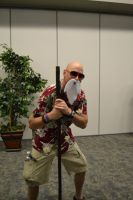 Master Roshi by InATelephoneBox