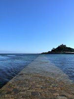 St Michael's Mount by celtes