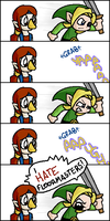 Wind Waker is...different by Hail-NekoYasha