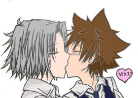 5927 Kiss Colored by drummer-cho713