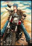 King Of The Road by Marvolo-san