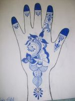Henna Design 5 by PJ987