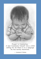 Prayer is translation.. by gregchapin