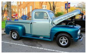 Very Nice Ford Truck by TheMan268