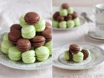 Macarons by kupenska