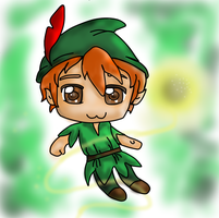 Peter pan again.. by Foreveryoung8