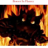 Bowser In Flamez by demon97