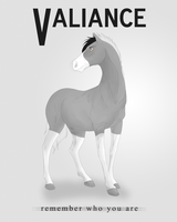 Valiance Poster by frenchly