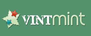 VintMint Logo by STRIF3wind