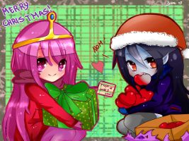 Merry Christmas! (Bubbline) by Otaku-chi