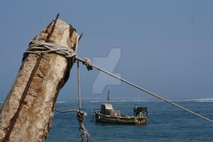 Boat Triangulation1 by Mouseymeg