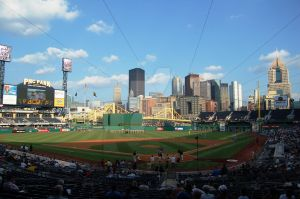 PNC park by LaFeePhotography