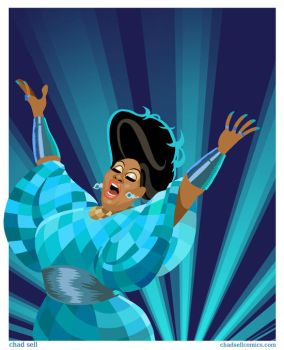 Latrice Royale - Show Business by shadcell