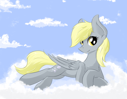 Derpy by maxca
