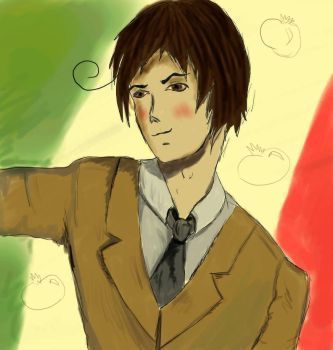 Romano by Copperwulf
