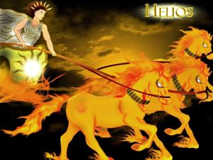Helios - God of Sun