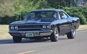 1970 Plymouth Road Runner by finhead4ever