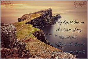 The Land of My Home ~ Quote by RMS-OLYMPIC