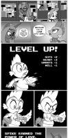 SPvE: Level up by VJMorales