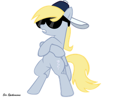 Derpiness Derpy by SirSpikensons