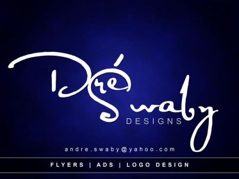 'Dre Swaby logo by KingstonGraphics
