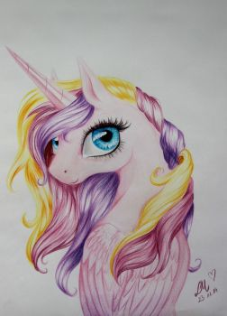 Cadence Portrait by AbLM