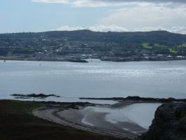 Howth From Irelands Eye by MOURNING-SKY