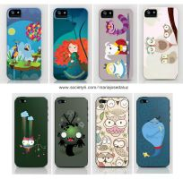 Iphone cases and skins by mjdaluz