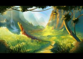 BG For a TV program by Dabbaghi
