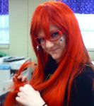 Grell Sutcliff by TheIvoryPrincess