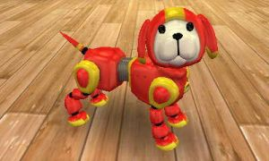 RoboPup on Nintendogs+cats by PacGuy765