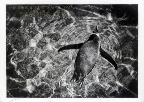 Penguin by AmBr0