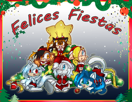 Felices Fiestas by ShiroStaR