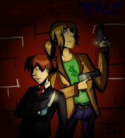 Madhouse Tale by Geli-K