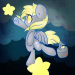 Collecting Stars for you by LoreHoshi