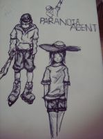 paranoia agent by ansem-the-dead
