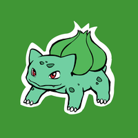 Pokeddexy Day 10: Favorite Grass Type by BlazeDGO