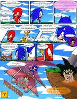 Sonic the Hedgehog Z #3 Pg. 7 July 2013 by CCI545