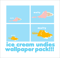 ice cream undies wallpapers by ilovegravy