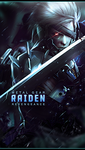 MGSRS: Raiden Signature by NTSD-Applejuice