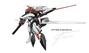 I/A-07 Dragoon by hhello