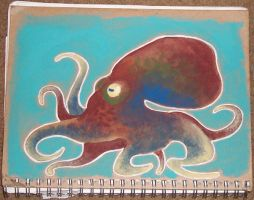 Acrylic Octopus by Sifle