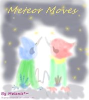 Meteor Moves_Mordecai and Margaret by IHopeYourLove18