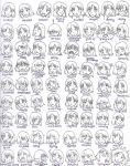 72 Expressions by Izanethex