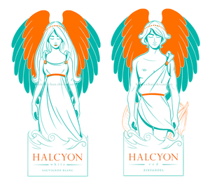 Halcyon Illustrations