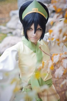 Toph Bei Fong - There! by FirehawkCosplay