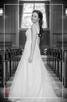 SK Wedding 09 bw by juhitsome