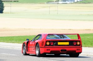 An F40 a day keeps the doctor away by Attila-Le-Ain