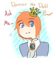 Ask the Doll Prince by AskTheDollPrince
